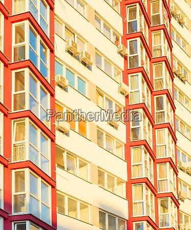 modern apartment building kiev ukraine