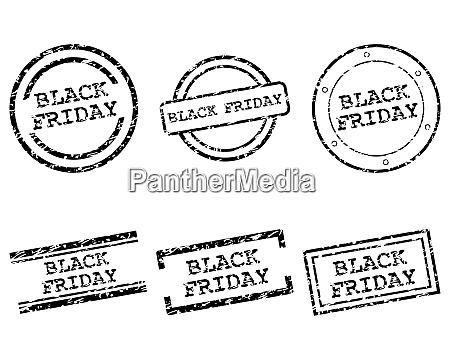 blackfriday stamps