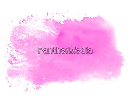 aquarell textur rosa