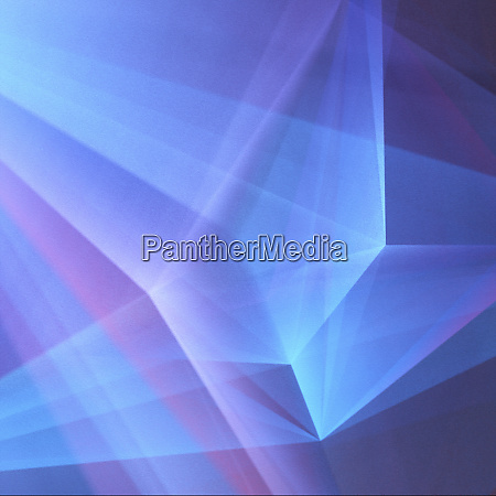 abstract geometric background pink blue gradient