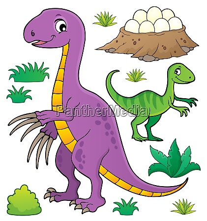dinosaur topic set 8