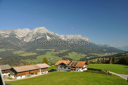 austria wilder kaiser tirol