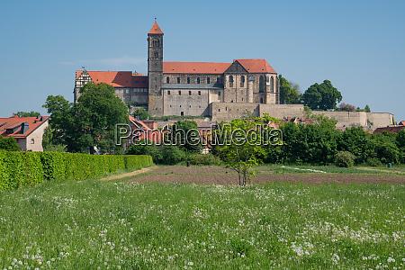 quedlinburg deutschland europa