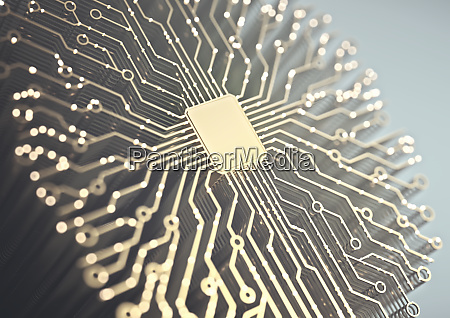 artificial intelligence microchip brain