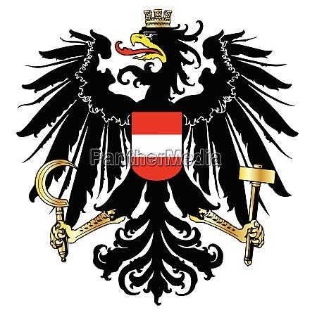 OEsterreichisches wappen