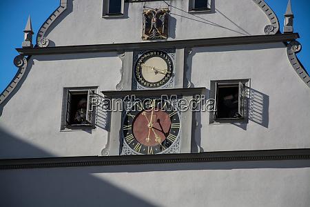 rothenburg ob der tauber bayern deutschland