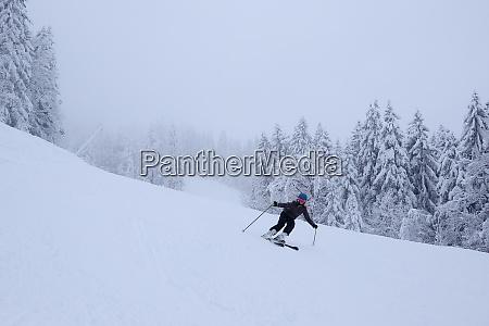 ski frau maedchen winter schnee weiblich