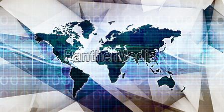 globale geschaeftsentwicklung