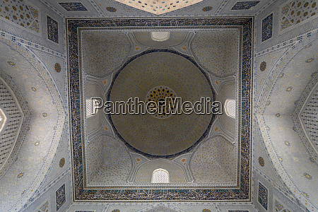 low angle view of ceiling and