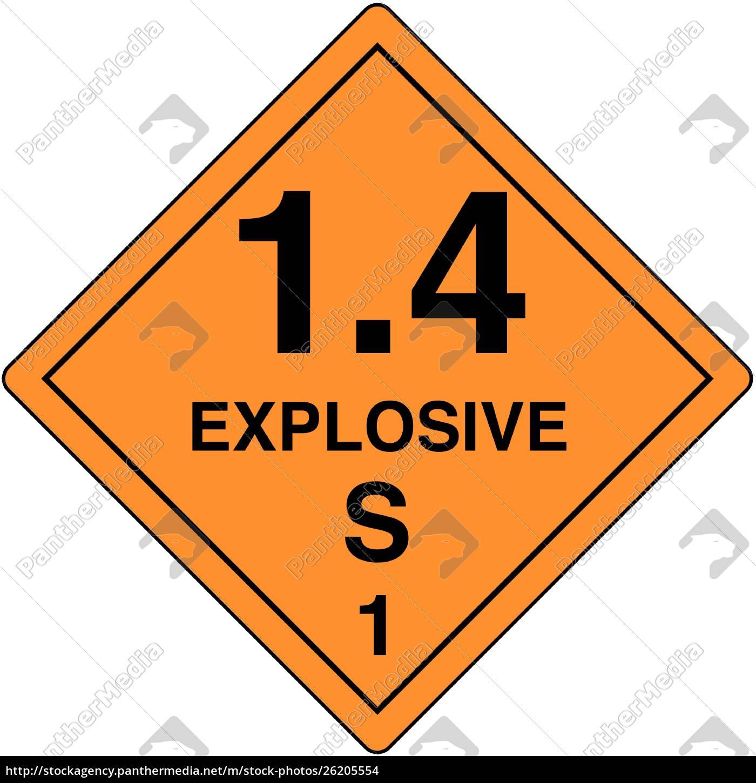 sprengstoffe, 1.4s - 26205554