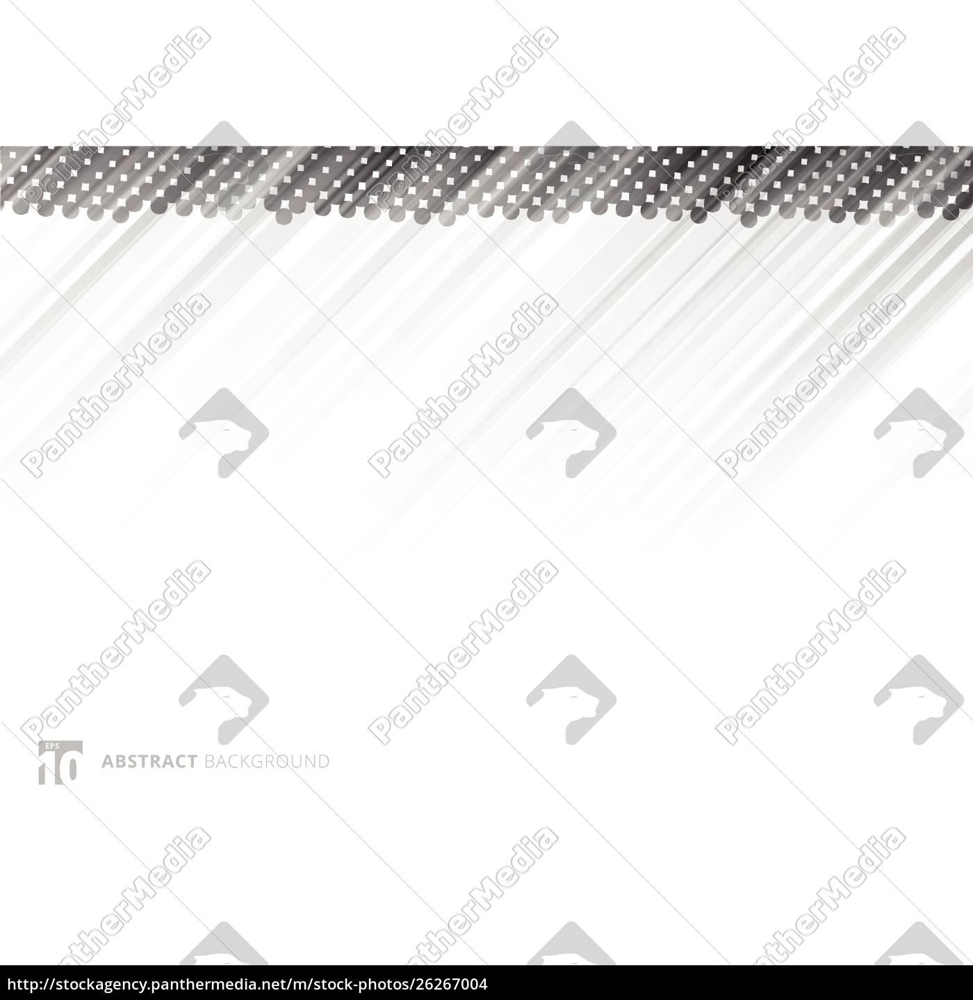 graue, abstrakte, diagonale, linien, hintergrundtechnologie, mit - 26267004