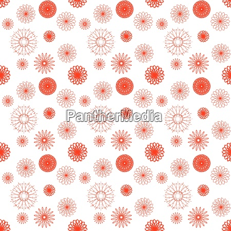 seamless pattern abstract psychedelic art background