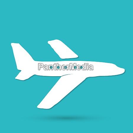 flugzeughymbol