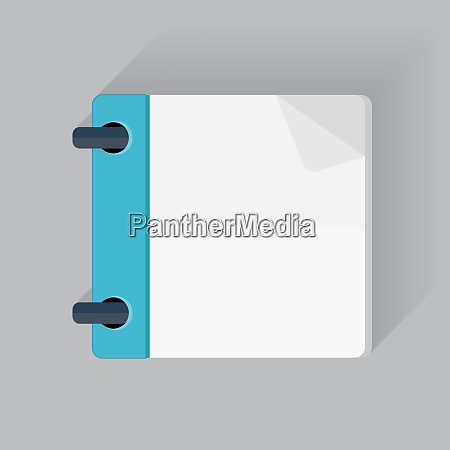 calendar flat daily icon template vector