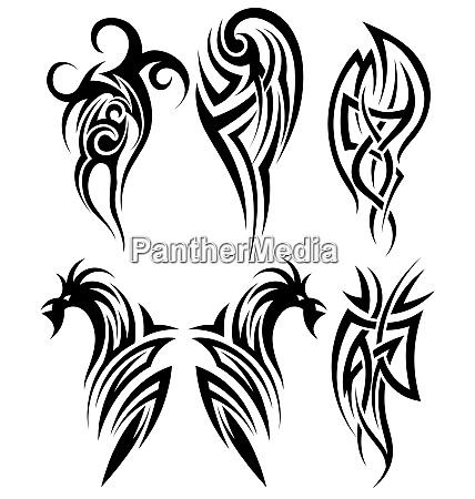 satz von stammes tattoos eps 10