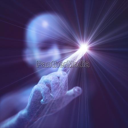 kuenstliche intelligenz humanoid leben