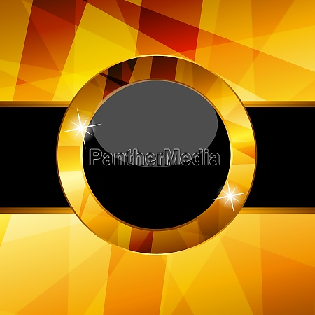 gold abstract luxury background vector illustration
