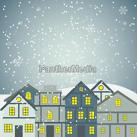 abstrakte schoenheit weihnachten und neujahr hintergrund