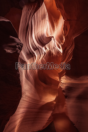 usa arizona page antelope canyons upper