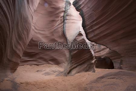 usa arizona page rattlesnake canyon