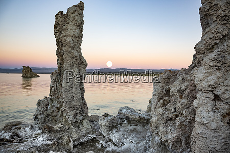 usa california lee vining south tufa