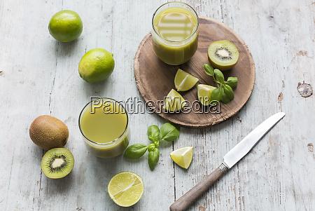 glaeser kiwi limettensaft