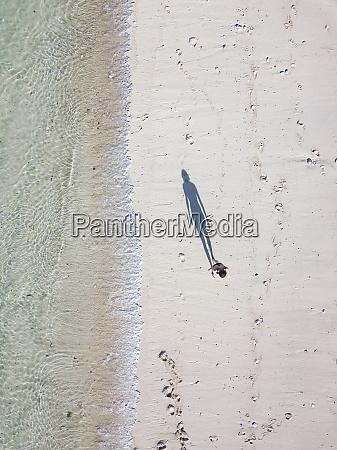 indonesia bali aerial view of karma