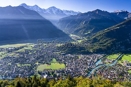 switzerland canton of bern bern alps