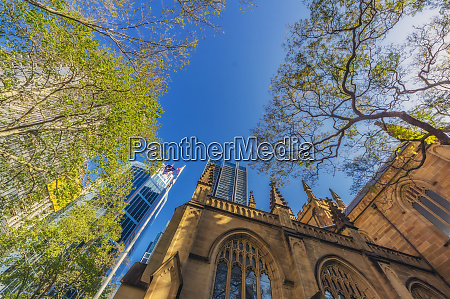 australien new south wales sydney kirche