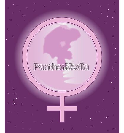 weibliches symbol