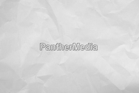 white wrinkled paper texture background