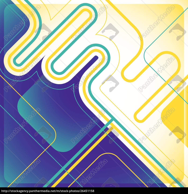 entwickelter, technologiehintergrund, mit, abstraktion - 26451158