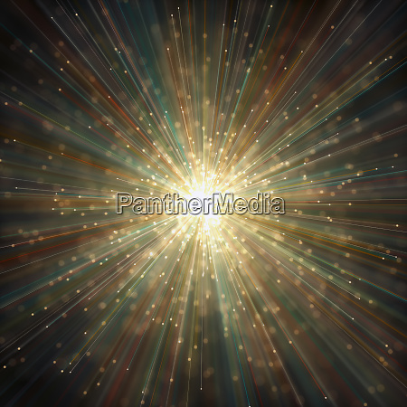 abstract background light colorful explosion