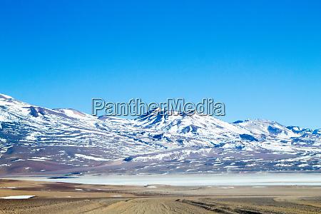 laguna blanca landschaft bolivien