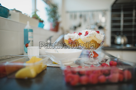 fruit compote ingredients