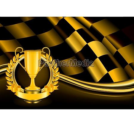 champion hintergrund vektor