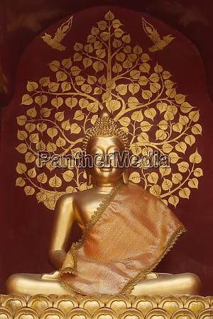 buddha statue in wat phan on