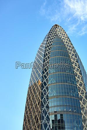 mode gakuen cocoon tower skyscraper in