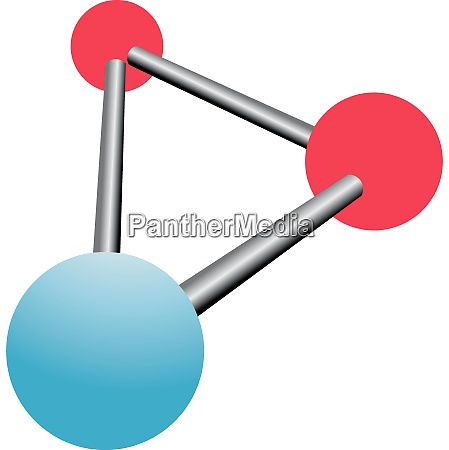 molekuel h2o cartoon