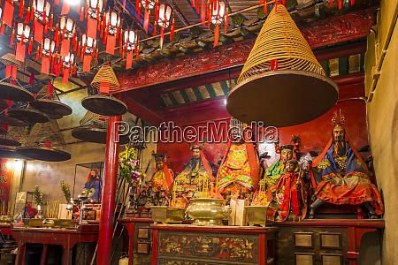 man mo temple sheung wan hong