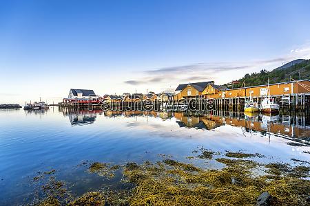 norway lofoten islands moskenesoy tindshamna
