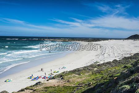 suedafrika witsand strand