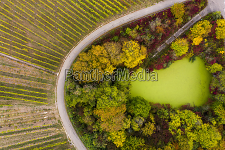 germany baden wuerttemberg aerial view of