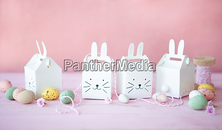 little gift boxes for easter