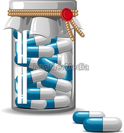 medizinische flaschenverschluesse