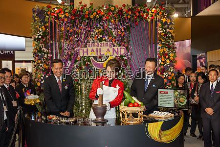 prinzessin, ubol, ratana, von, thailand, besucht - 26615278