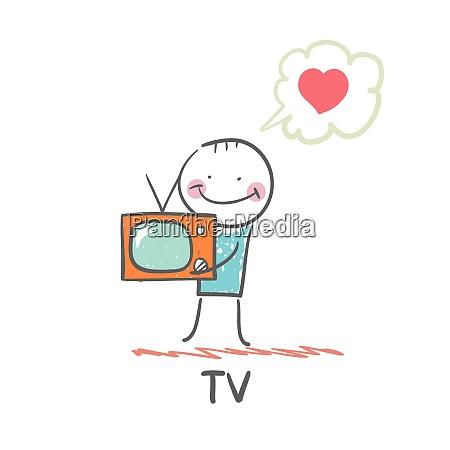 menschen wie tv