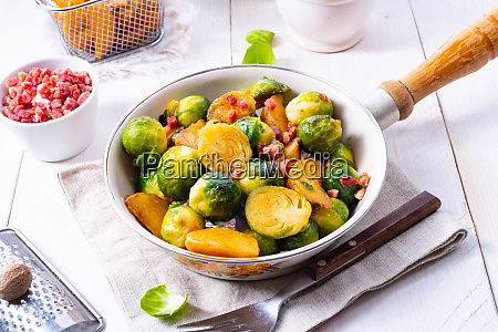 roasted brussels sprouts with honey and