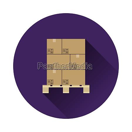 pappkarton-box-icon - 26629872