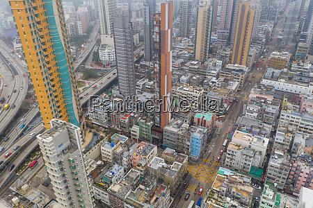 kowloon city hong kong 21 february